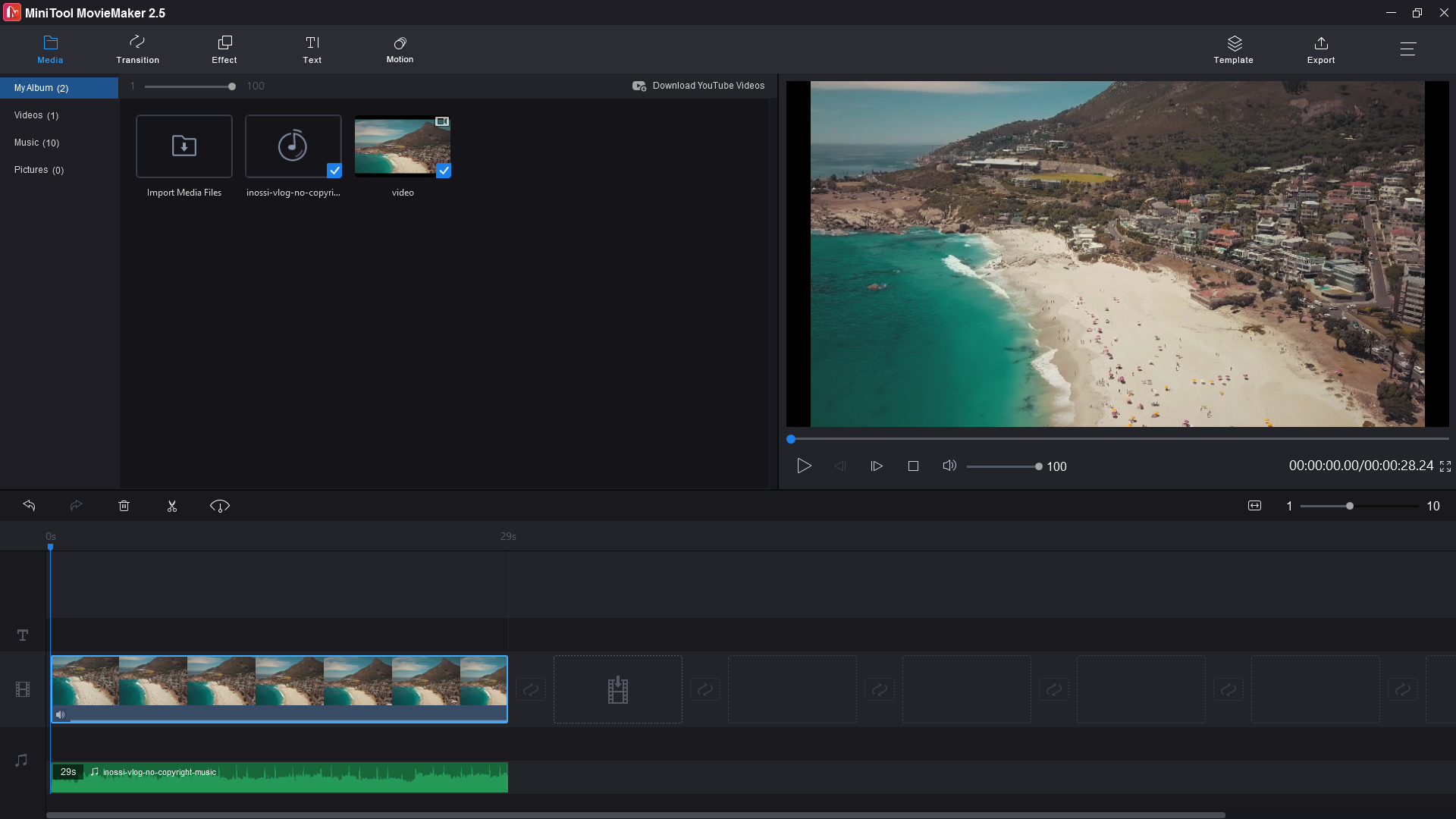 How to Add Background Music to Video