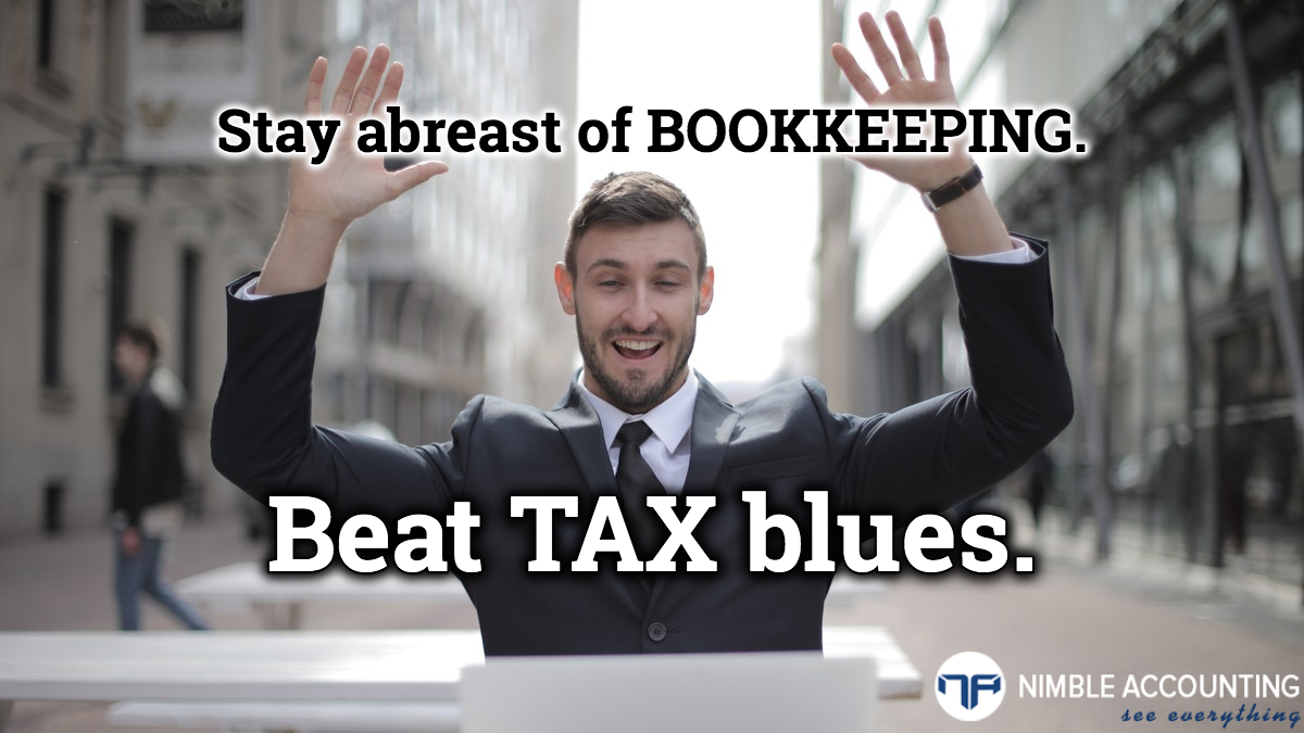 How Virtual Bookkeeping Helped John Save Time & Feel Confident Amid Tax Season