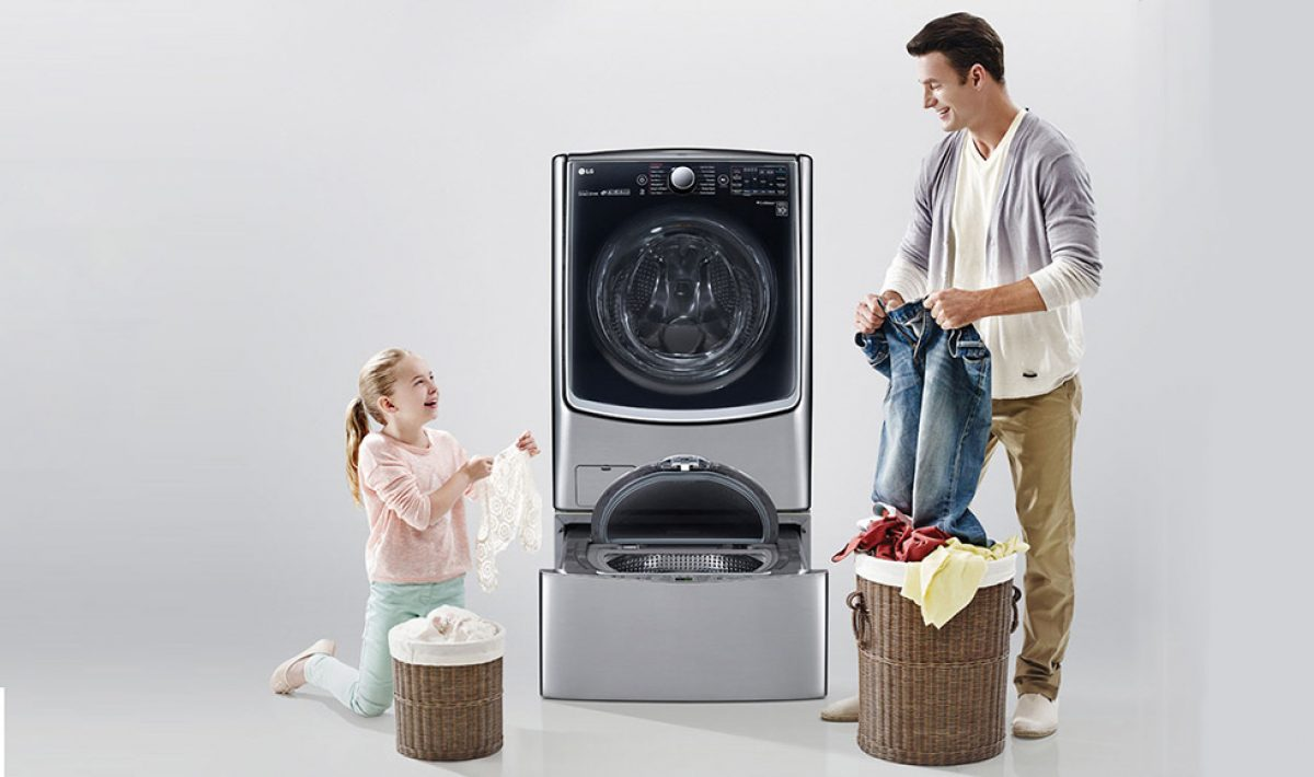 How is the Samsung washing machine different from others?