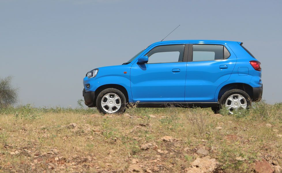 Maruti Suzuki S-Presso – All you need to know
