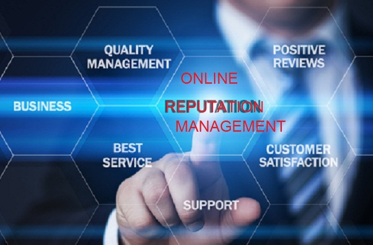 How online reputation services are helpful to the business.