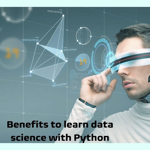 Benefits to learn data science with Python